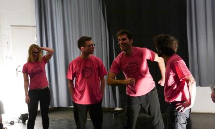 """Spectacle Improvisation """"Les Déculottés"""" (Arts en scène) tombent le bas"""