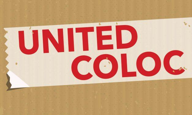 United Coloc une comédie qui déménage !