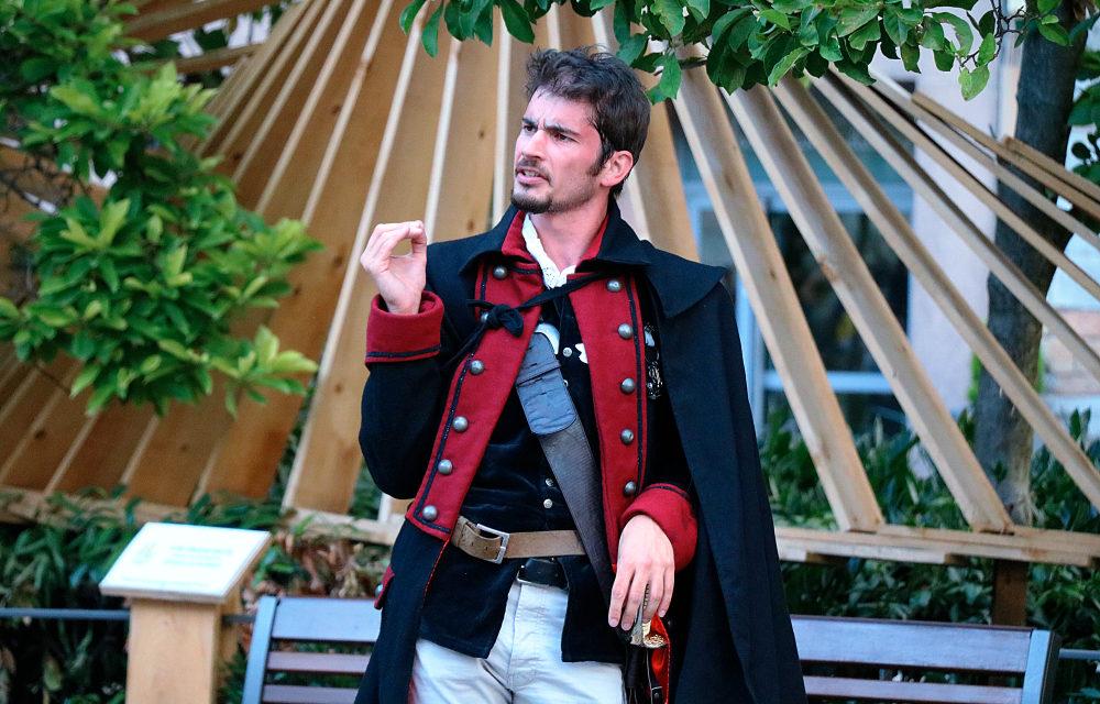 """""""Un pour tous, moi d'abord"""" Athos VS le duc de Bukignham"""