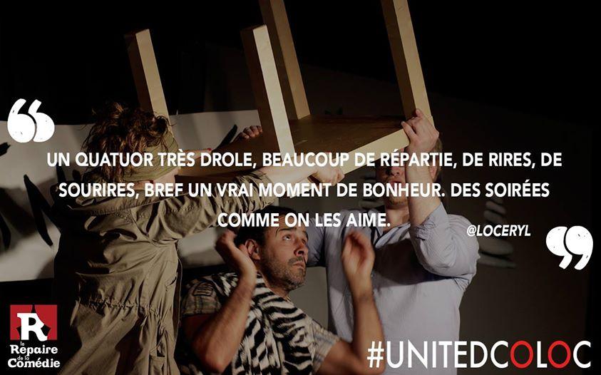 United Coloc à Francheville
