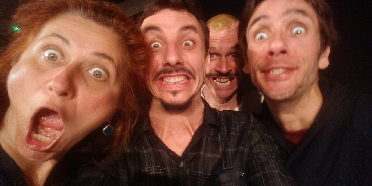 "Cabaret Clown ""Nase"" à Arvillard le 26 juin 2016"
