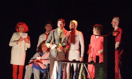 NASE, immense cabaret pour petits clowns (ou l'inverse) – le 30 octobre à St Jean de Moirans