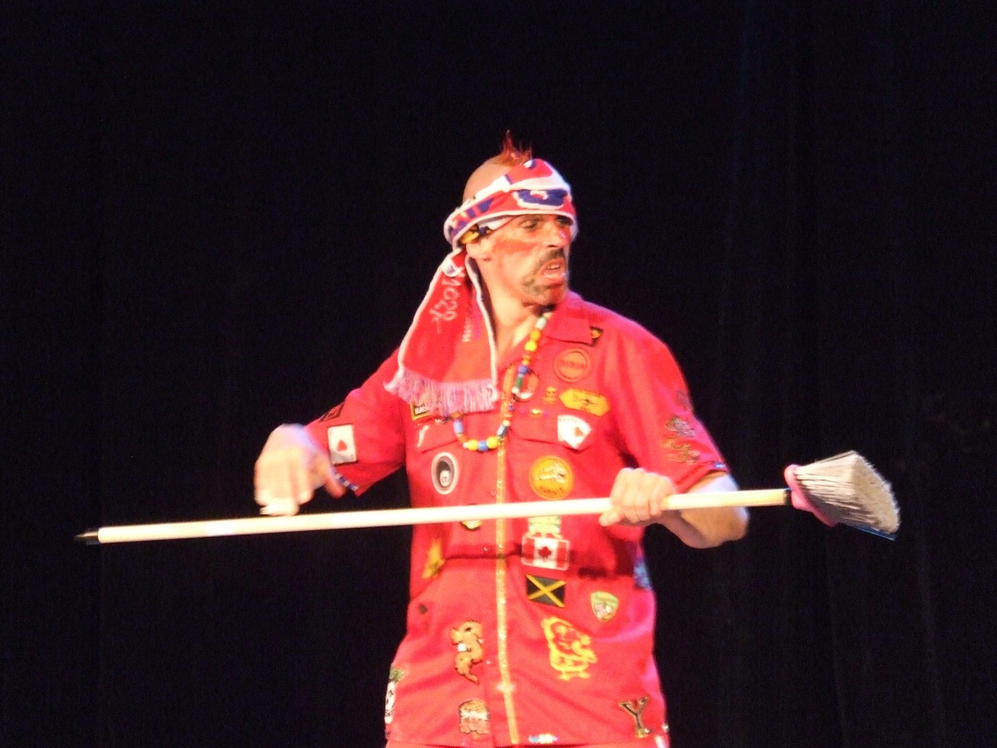 steven ninja nase clown