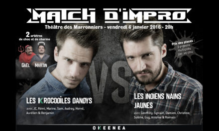Match d'improvisation EO Guidage