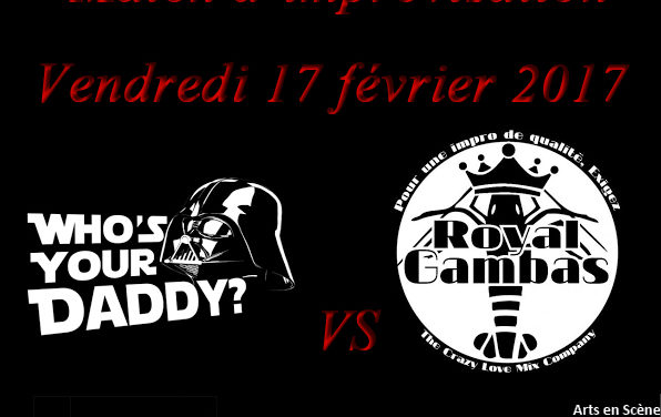 Who's your Daddy VS Royal Gambas