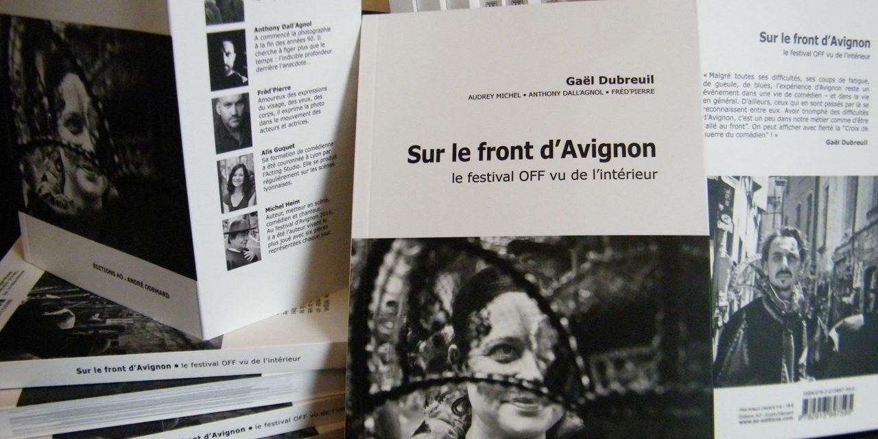 Coup de cœur Fnac pour sur le front d'Avignon