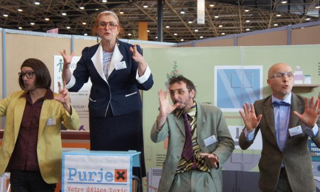 Purjex, 4 representations dans l'Isère