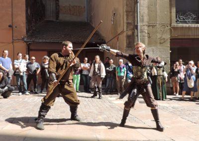fête renaissance cie d'arme de Lyon