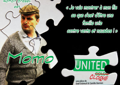 United cloque romain bressy momo