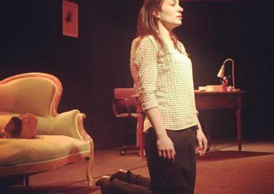 MOLIERE SHAKESPEARE ET MOI Patadome Theatre Lysiane Clément