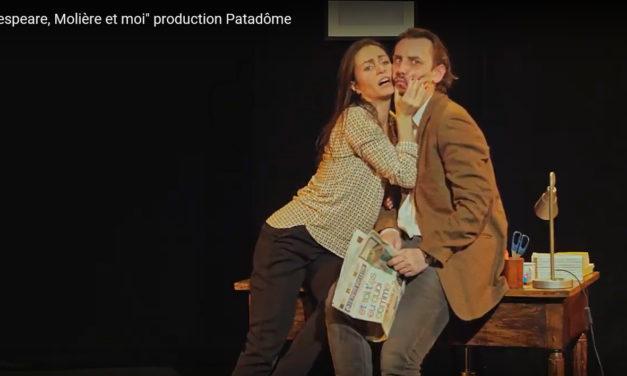 «Shakespeare, Molière et moi» le teaser