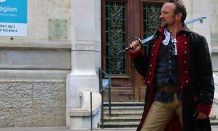 Un nouvel Athos pour le spectacle Un pour tous, moi d'abord !