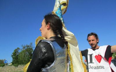 Descendre de Jeanne et Purjex aux Monts de la Balle