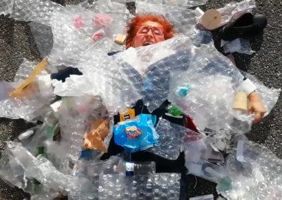 Purjex le monde est sauve- brigitte broute déchets