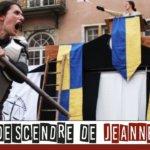 Emotion pour Descendre de Jeanne à Cottance (42)