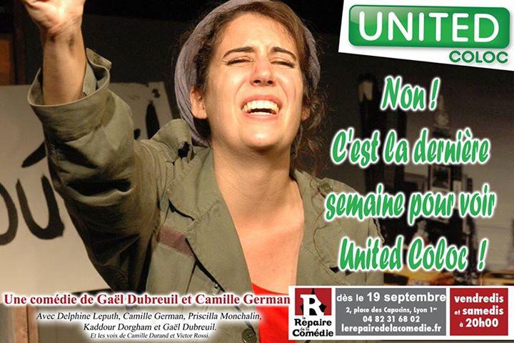Non united coloc