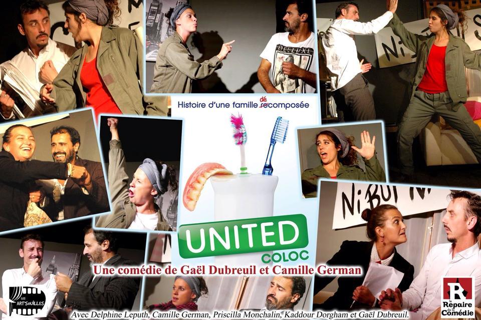 United Coloc, une année en images
