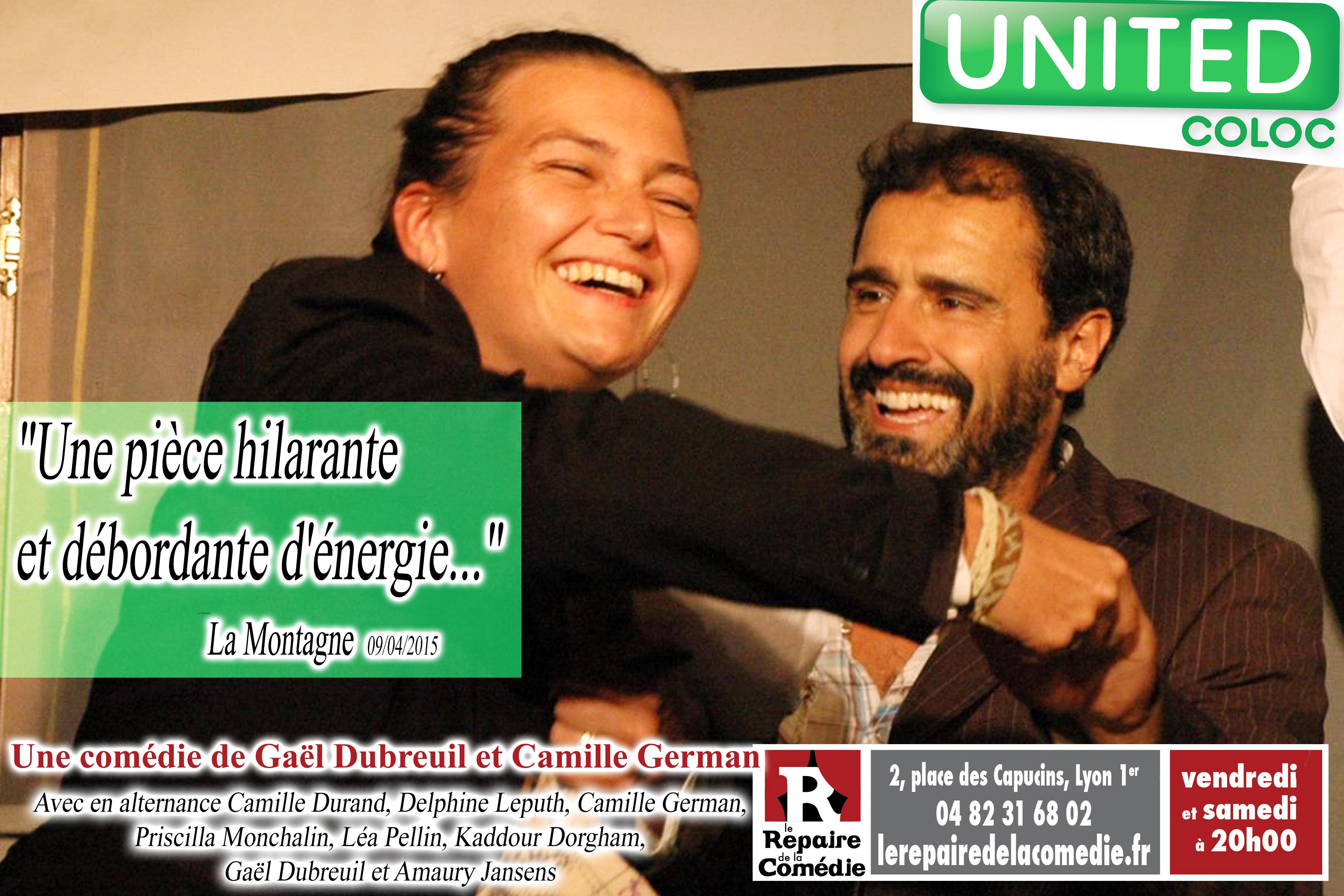 united coloc la montagne