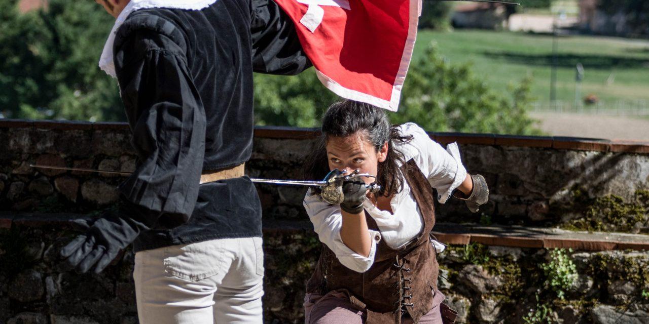 """""""Un pour tous, moi d'abord"""" D'artagnan VS Milady"""