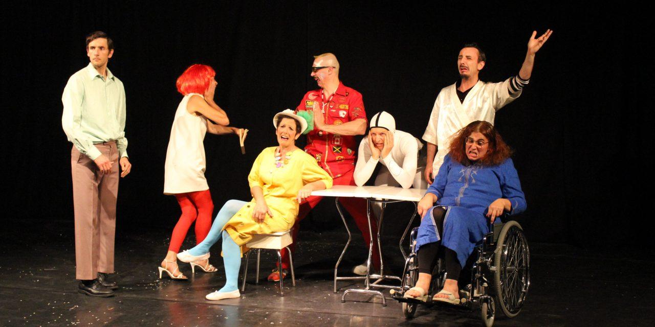 """Cabaret Clown """"Nase"""" St Jean des Vignes le 1 mai 2016"""