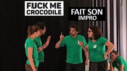 Match d'impro Fuck me crocodile Vs BIV