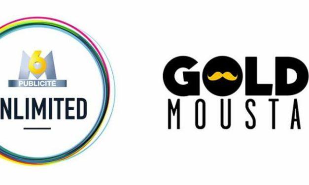 Ecriture avec Golden Moustache pour les 30 ans de M6