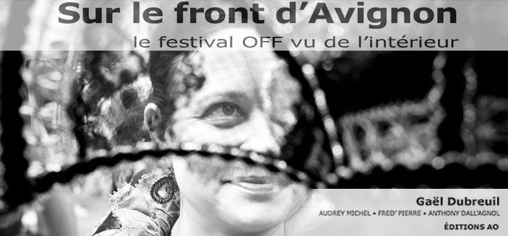 Sur le Front d'Avignon dernières corrections…