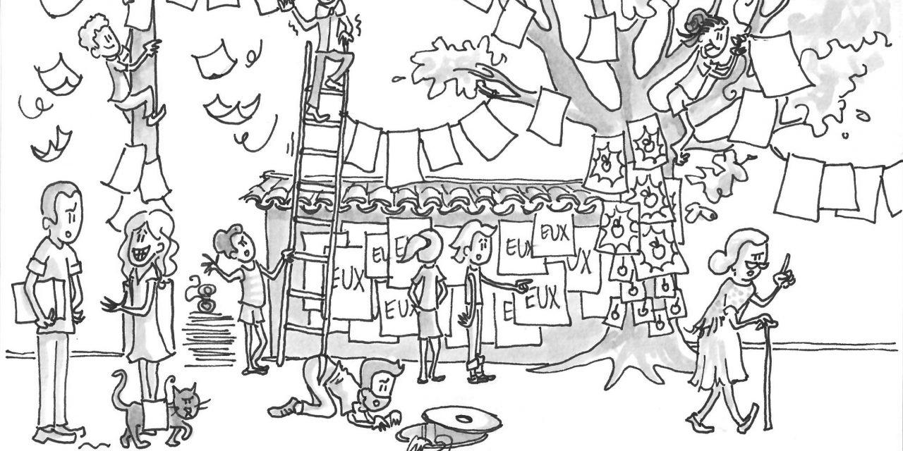 Affichage – comment être vu au Festival Avignon OFF