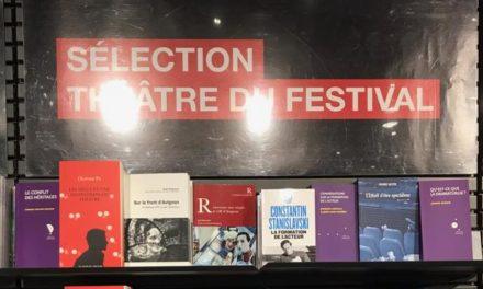 Sur le front D'Avignon dans la sélection Fnac théâtre
