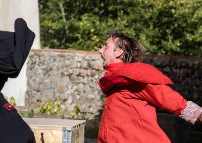 Un pour tous moi d abord cie colegram gael dubreuil_lucas_bernadi_pacome rotondo combat cardinal richelieu
