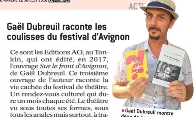 Un petit article sur Avignon