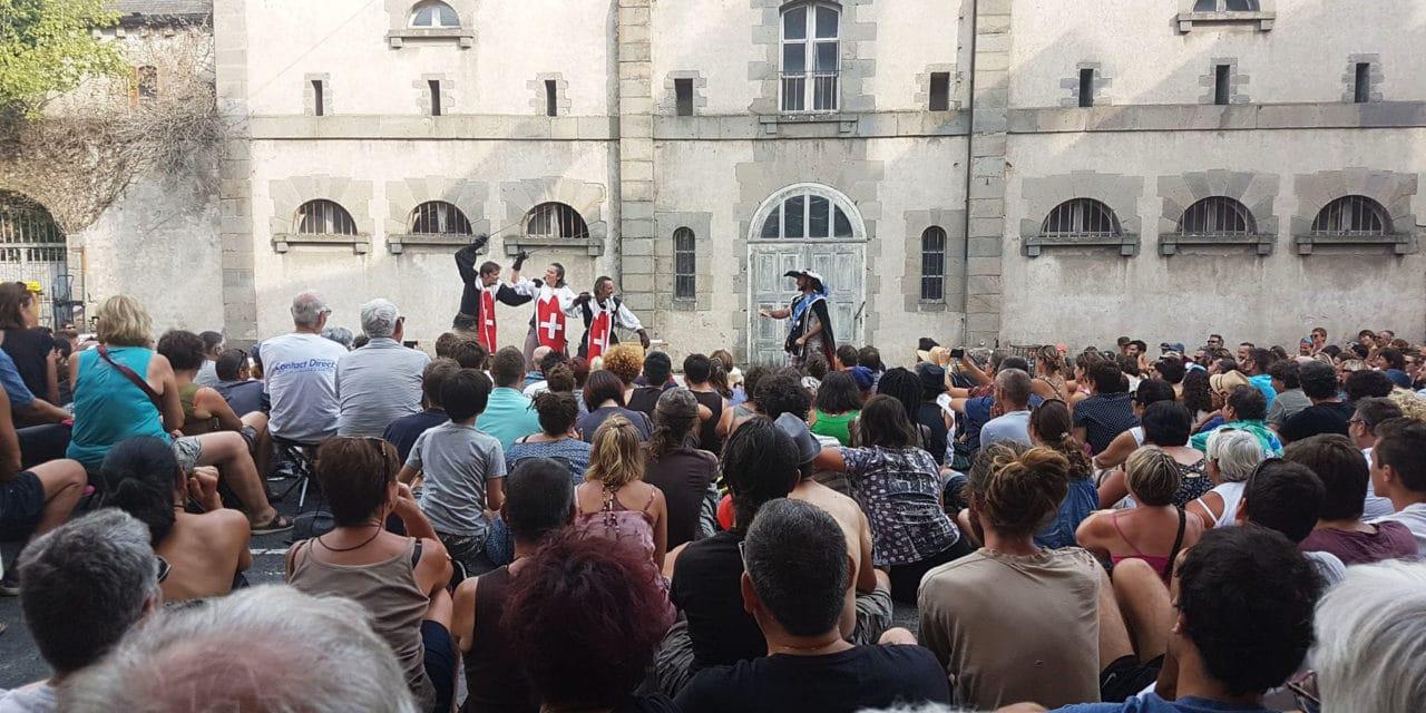 un festival d'Aurillac extraordinaire pour clorturer la tournée d'été