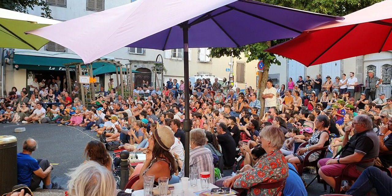 Festival d'Aurillac toujours plus de fatigue et de succès