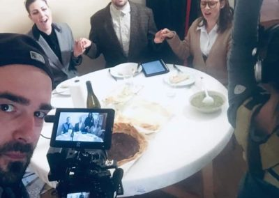 les petits smith youtube - baptiste phillibert gael dubreuil - Aurelien Portehaut camille durand Nathalie Sibille
