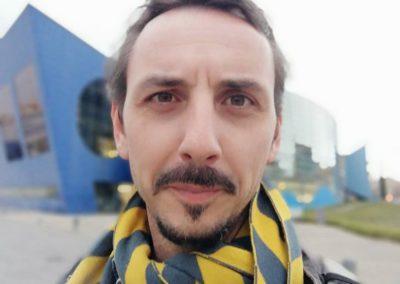 Gaël dubreuil mediathèque de roanne pleac auteur de théâtre