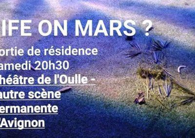 theatre l'oulle life on mars