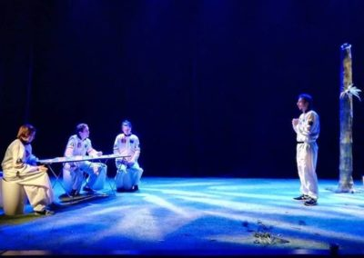 theatre l'oulle life on mars thespis