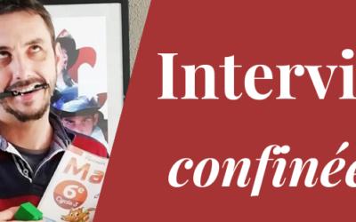 Mon interview confinée – Toute la Culture