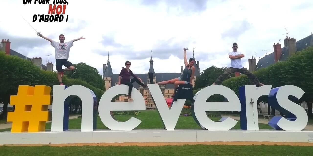 La botte de Nevers et autres manières de prendre son pied
